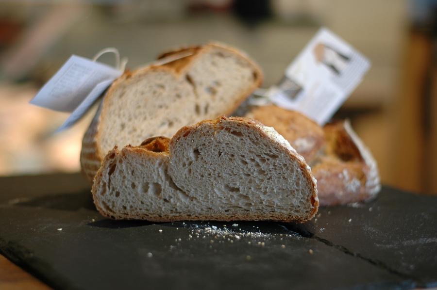 Madame Crousto, Mitglied der Brotfamilie