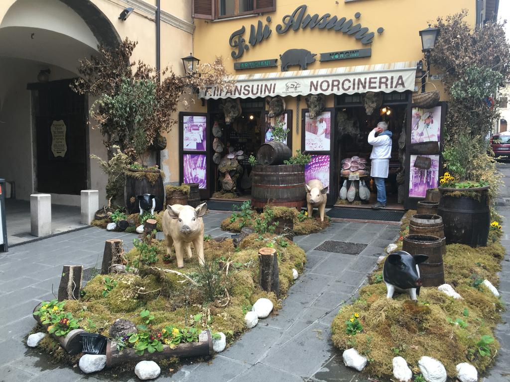 Feinkost in Parma