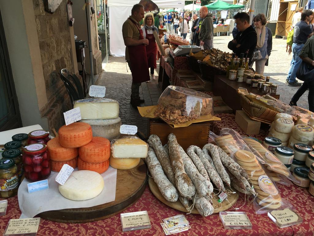 Feinkost in Perugia