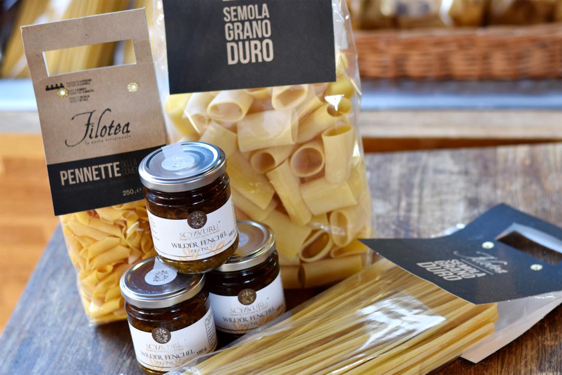 Eine italienische Liebesgeschichte für Feinschmecker